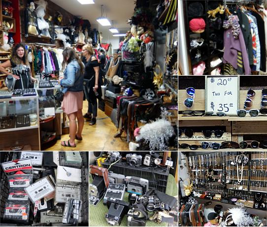 壁画とアンティークのお買い物を同時に楽しめるNYの穴場スポット、Julie\'s Vintage_b0007805_115055.jpg