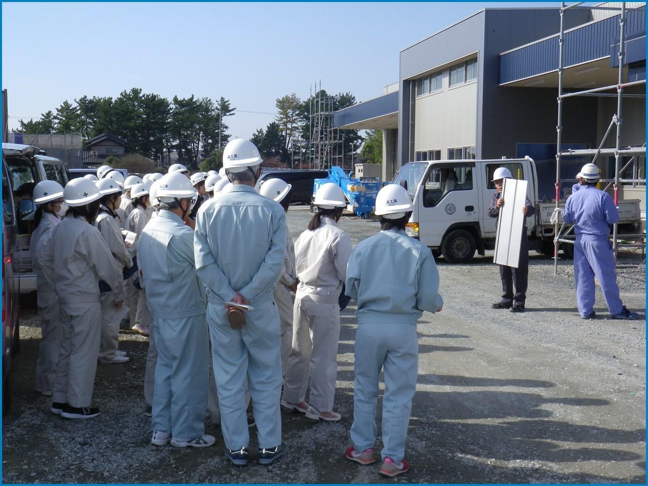 株式会社平野工業製作所本社工場 新築工事 43_c0376508_17412449.jpg