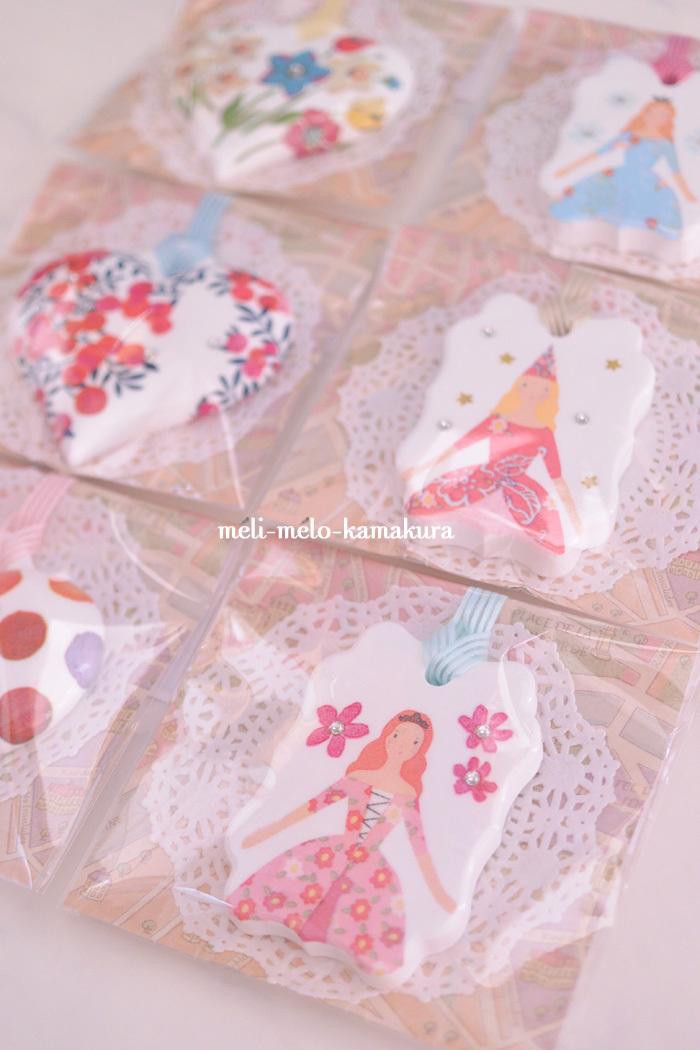 ◆デコパージュ*女子会のお土産に♡キュートなアロマフレグランスストーン達_f0251032_18365753.jpg