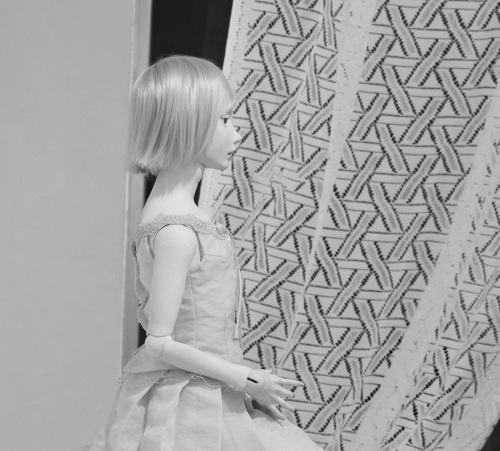 雨沢聖・槙宮サイ・江村あるめ 創作人形三人展 「sillage~シヤージュ」@ 最終日_e0272050_12450185.jpg