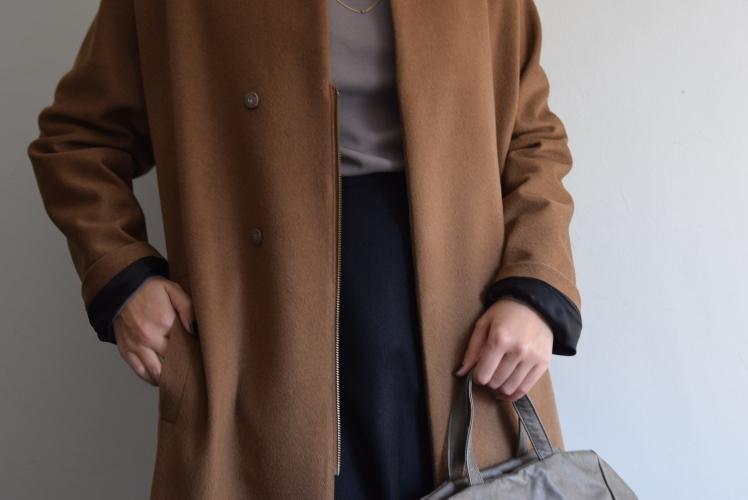 トレンドに 流されない 、今年のコート 。。。=KNOTT=_b0110586_18293163.jpg