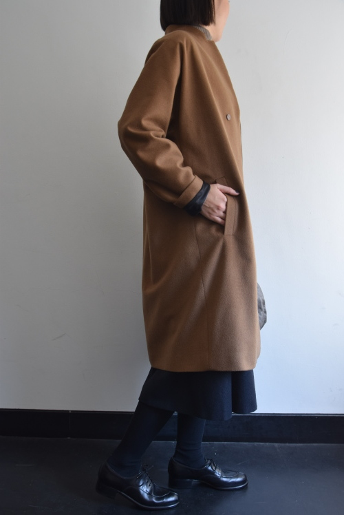 トレンドに 流されない 、今年のコート 。。。=KNOTT=_b0110586_18294821.jpg