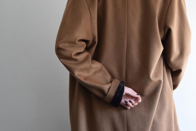 トレンドに 流されない 、今年のコート 。。。=KNOTT=_b0110586_18321985.jpg