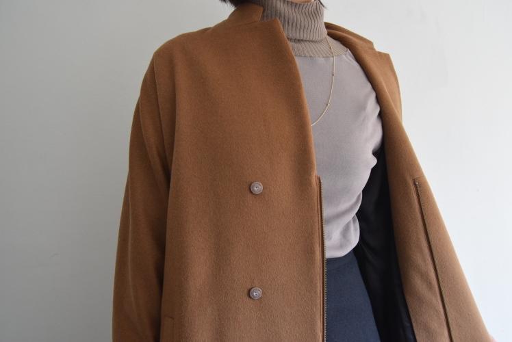 トレンドに 流されない 、今年のコート 。。。=KNOTT=_b0110586_18394324.jpg