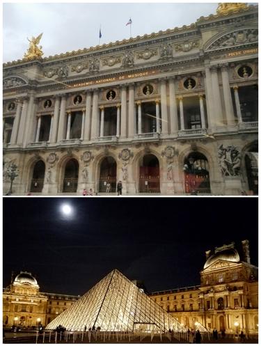 欧州旅行(3)(パリオペラ座とモンサンミッシェル)_a0204089_6391842.jpg