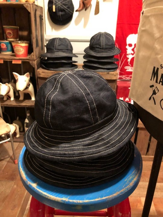 ◆ ORIGINAL ARMY HAT ◆_c0078202_11314204.jpg
