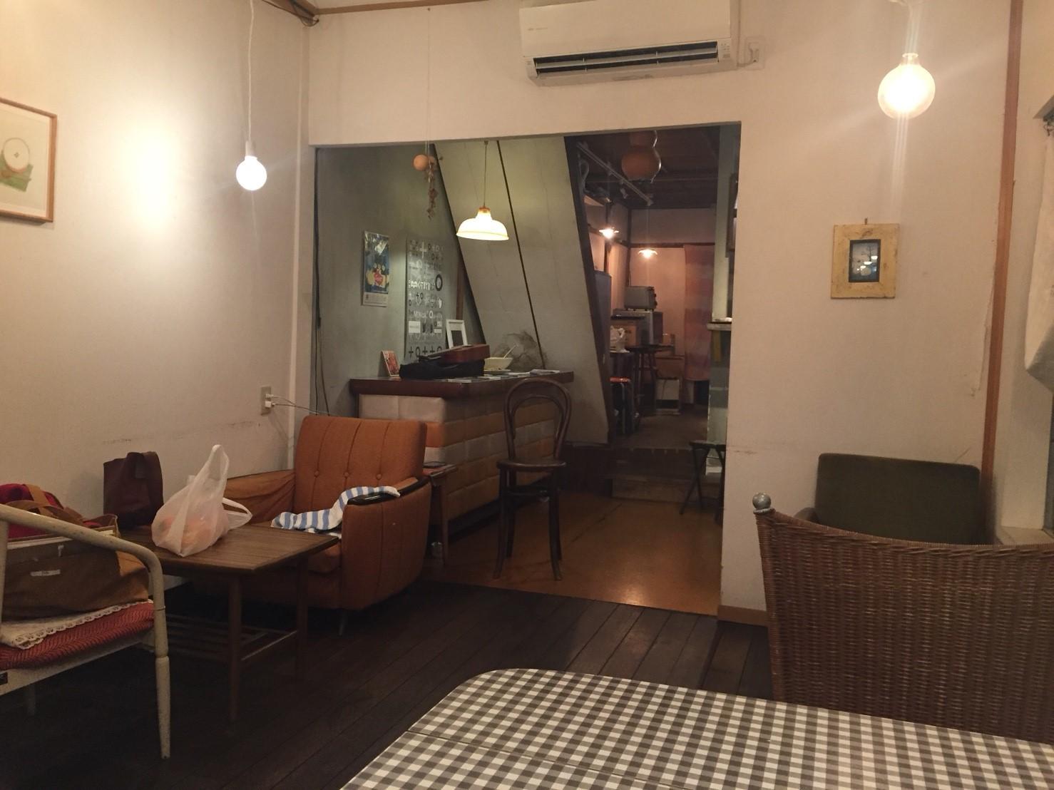 Tottoriカルマ まるなげ食堂 カレー_e0115904_01462720.jpg