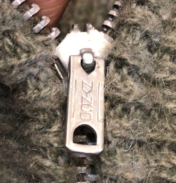 60s〜SEARS zip up カーディガン!_c0144020_15150328.jpg