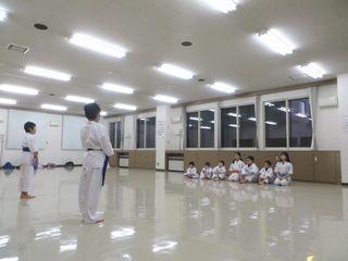 木曜空手 前田教室・手稲教室_c0118332_22060610.jpg