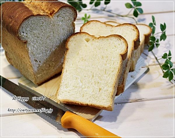 はんぺんカニカマフライ弁当とダブル食パンと~♪_f0348032_18054213.jpg
