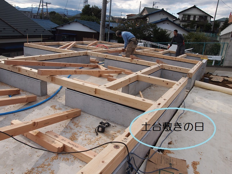 クボタ住建の造る家☆構造材はすべて無垢材_c0152341_10474813.jpg