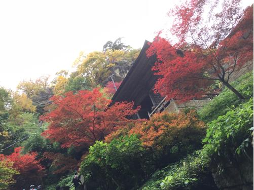 楽しい秋の温泉プチ旅行♪いざ山寺へ^^_f0207146_10515036.jpg