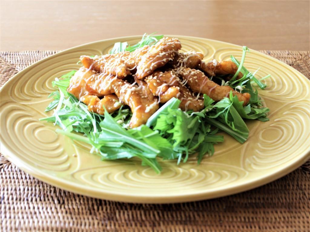 鶏むね肉のピリ辛マヨネーズ_f0220354_13333394.jpg