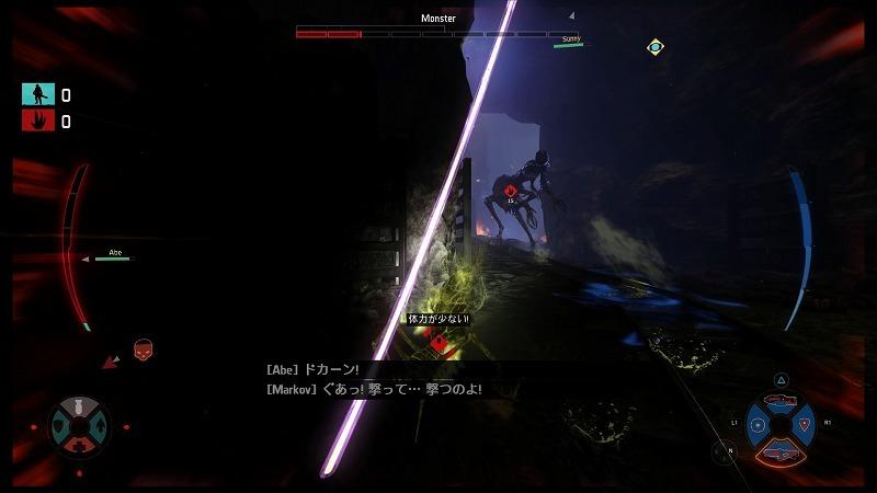 ゲーム「Evolve トロフィー:命知らずたち」_b0362459_15473944.jpg