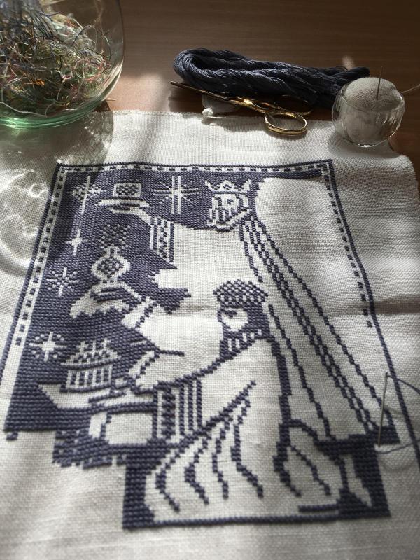 クリスマスカレンダー 三賢人の贈り物 ④_a0374562_05123700.jpg