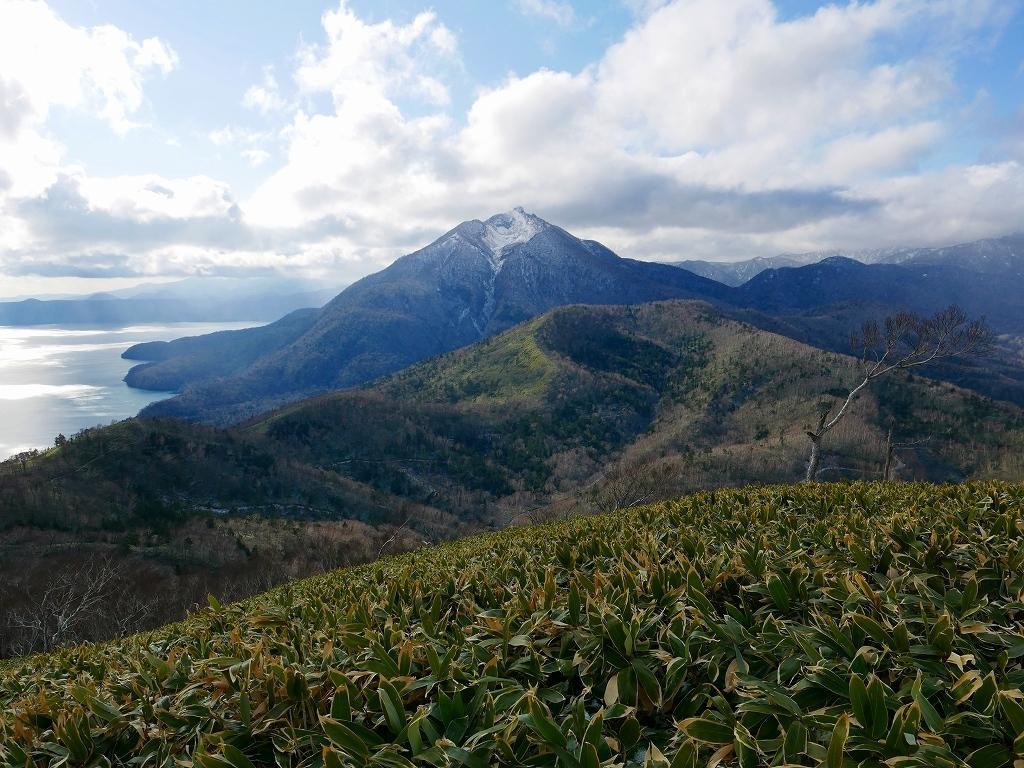 イチャンコッペ山と幌平山、2017.11.16_f0138096_18223648.jpg