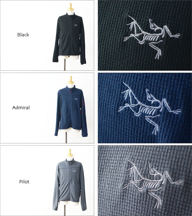 ARC\'TERYX [アークテリクス正規代理店] Delta LT Jacket Men\'s [17586] デルタ LT ジャケット MEN\'S_f0051306_17442537.jpg