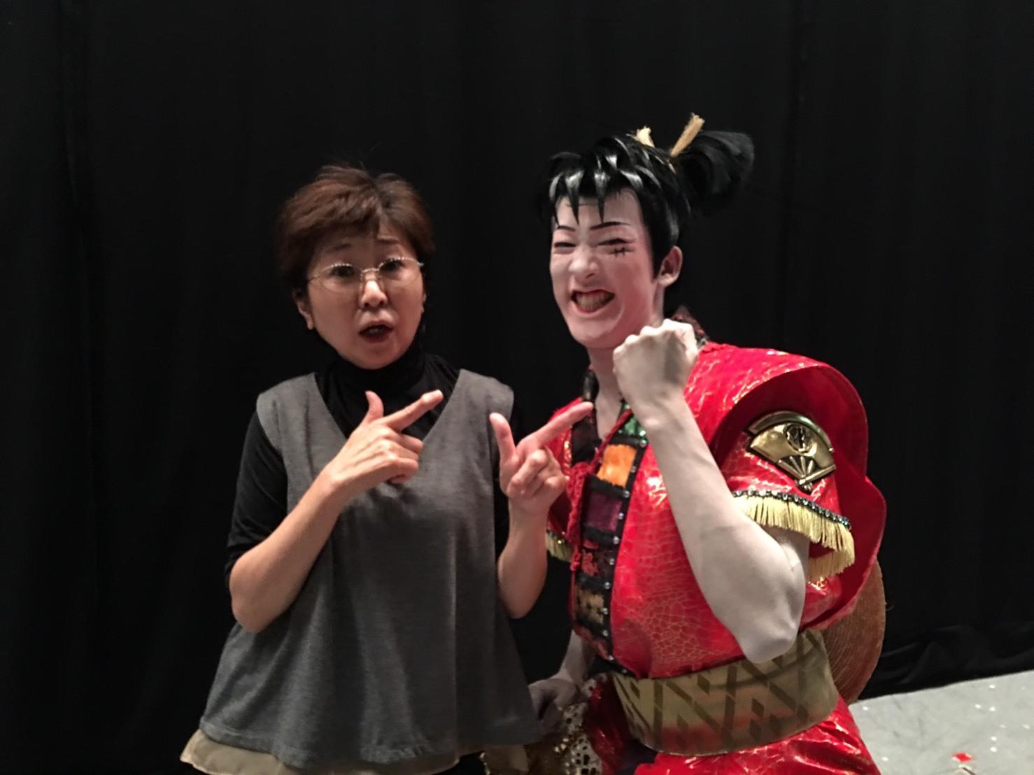ワンピース歌舞伎❣_a0163623_11364574.jpg