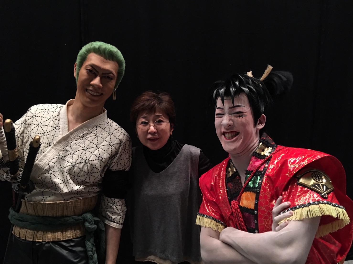 ワンピース歌舞伎❣_a0163623_11364861.jpg