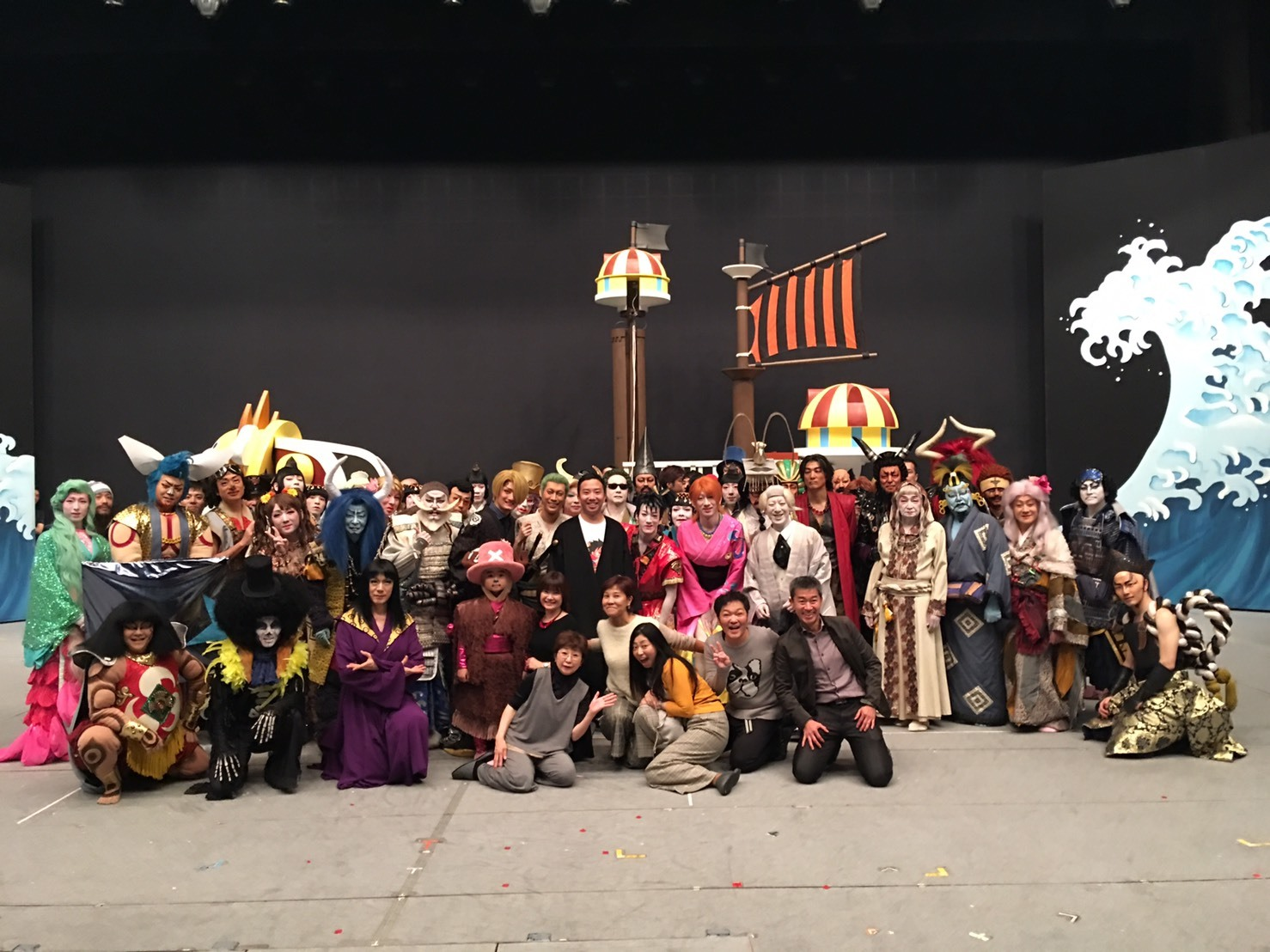 ワンピース歌舞伎❣_a0163623_11365184.jpg