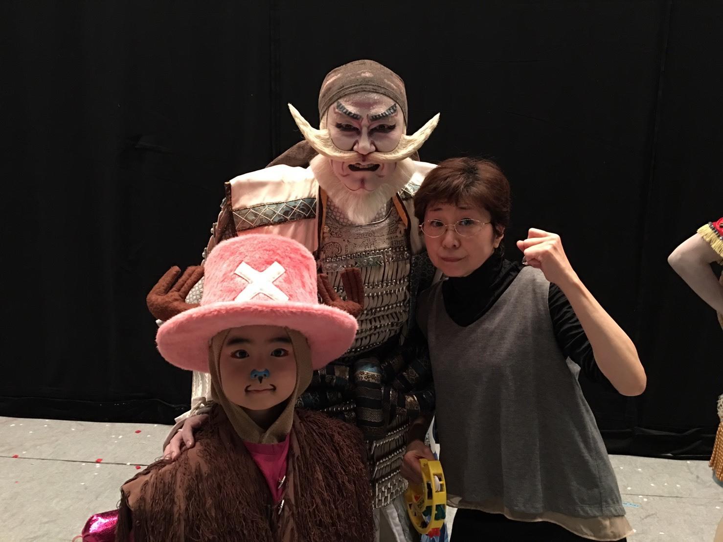 ワンピース歌舞伎❣_a0163623_11370503.jpg