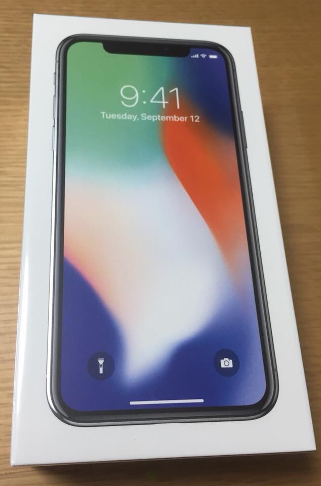 iPhoneX購入_c0170233_07543451.jpg
