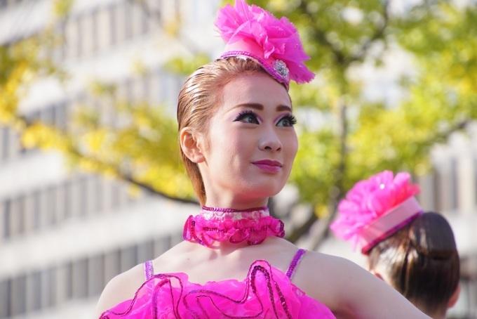 登美丘高校ダンス部の生バブリーダンス_b0017844_10283747.jpg