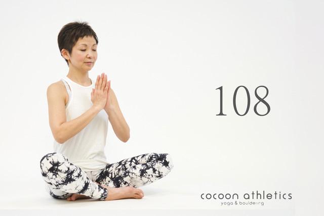 太陽礼拝108回やります!@cocoon athletics_a0267845_23412734.jpg
