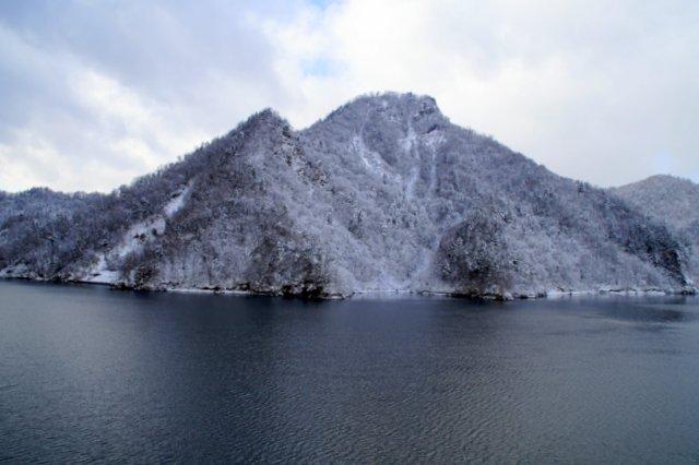 2017年11月16日(木)  雪景色を訪ねて(定山渓温泉周辺)_a0345007_10121693.jpg