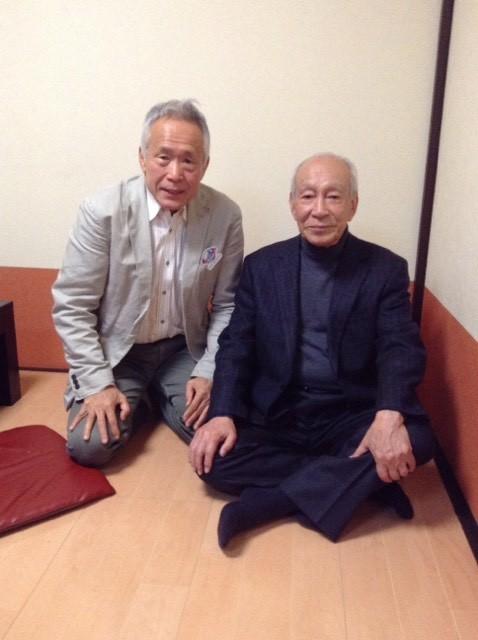 ウナギ博士・塚本勝巳教授との出会い_e0083820_08312103.jpg