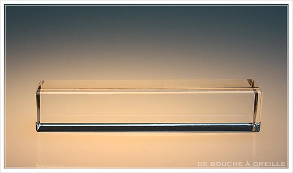 """アンティーク オールド バカラ ナイフレスト 箸置き Baccarat \""""porte - couteau\""""_d0184921_13074729.jpg"""