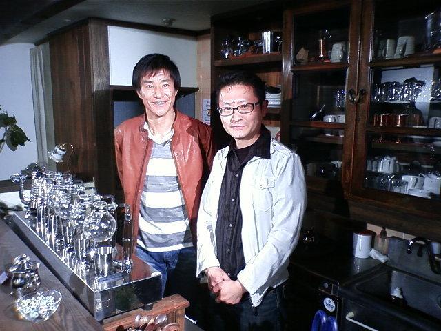 10年のあゆみシリーズ「ゴン中山さん」_e0120837_21225974.jpg
