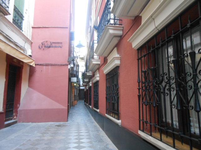 セビーリャの街並み_b0305039_20314331.jpg