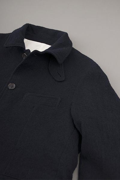 RINEN  2/48 Wool Coverall JK (Navy)_d0120442_12155064.jpg