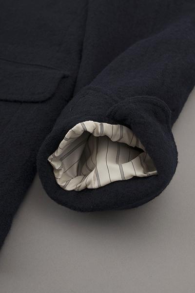 RINEN  2/48 Wool Coverall JK (Navy)_d0120442_1215567.jpg