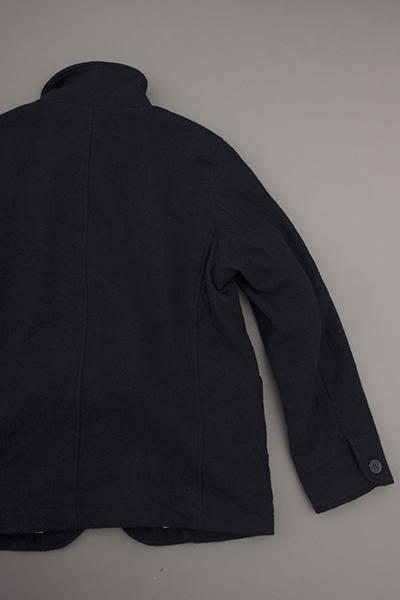 RINEN  2/48 Wool Coverall JK (Navy)_d0120442_1216728.jpg