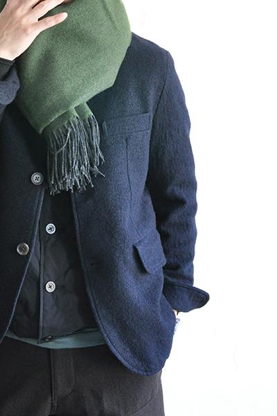 RINEN  2/48 Wool Coverall JK (Navy)_d0120442_12225688.jpg