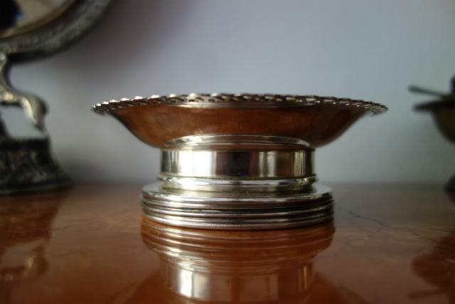 シルバープレートバタープレス皿1、2_f0112550_03134362.jpg