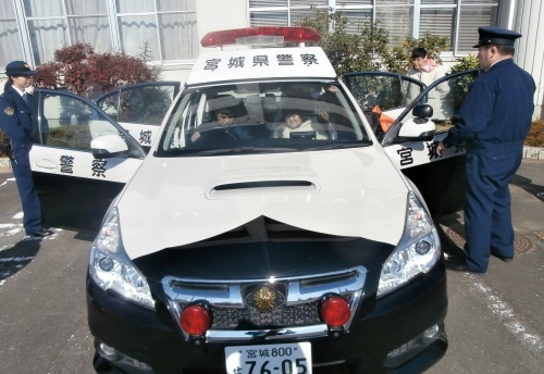 警察署見学_c0350752_16422606.jpg