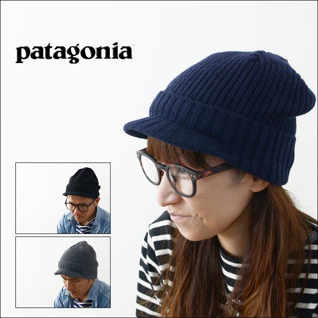 patagonia [パタゴニア正規代理店] Brimmed Beanie [28960] ブリムド・ビーニー [ニットキャップ・ワッチキャップ・ニット帽子] MEN\'S/LADY\'S_f0051306_18060270.jpg