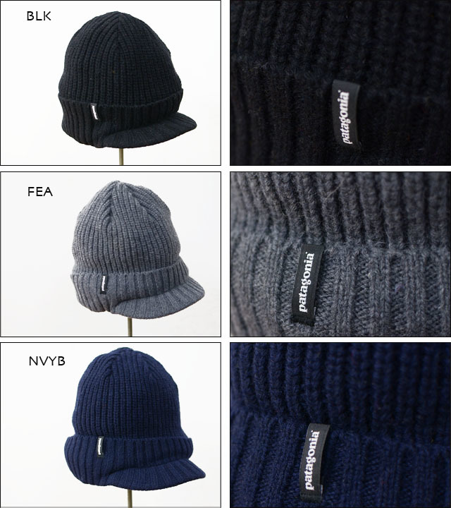 patagonia [パタゴニア正規代理店] Brimmed Beanie [28960] ブリムド・ビーニー [ニットキャップ・ワッチキャップ・ニット帽子] MEN\'S/LADY\'S_f0051306_18061179.jpg