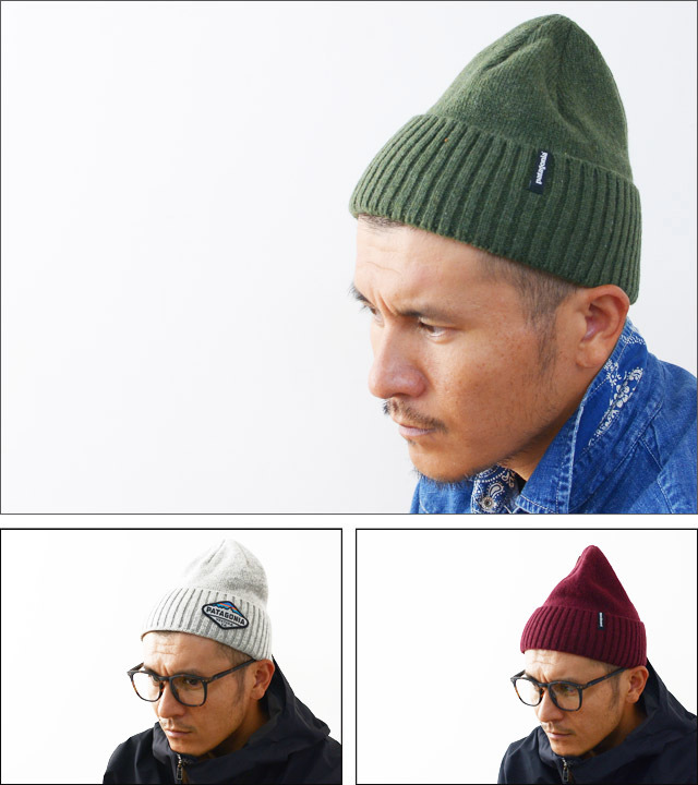 patagonia [パタゴニア正規代理店] BRODEO BEANIE [29206] ブロデオ・ビーニー [ニットキャップ・ワッチキャップ・ニット帽子] MEN\'S/LADY\'S_f0051306_18115094.jpg