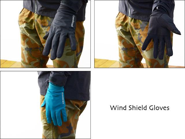 patagonia [パタゴニア正規代理店] Wind Shield Gloves [33336] /トレイル・グローブ・ランニング・MEN\'S/LADY\'S _f0051306_18335549.jpg