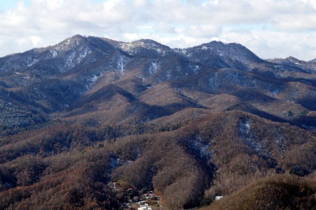 2017年11月17日(金)  藻岩山(標高531m)旭山公園コース_a0345007_13334887.jpg