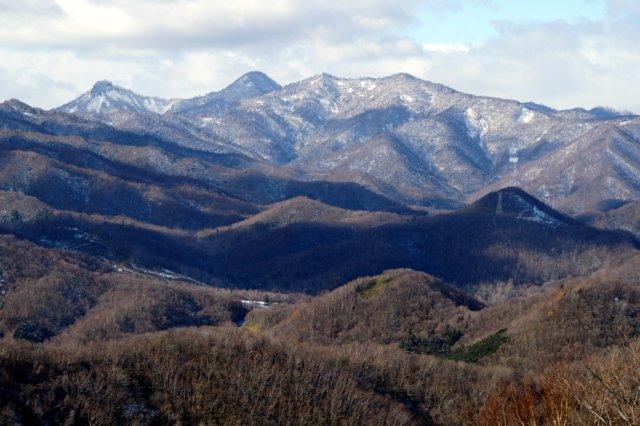 2017年11月17日(金)  藻岩山(標高531m)旭山公園コース_a0345007_13341825.jpg