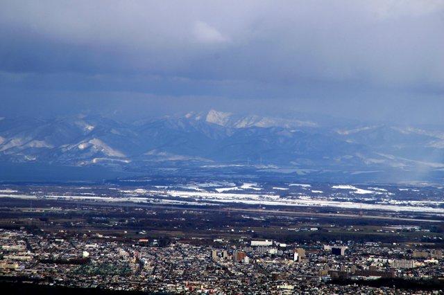 2017年11月17日(金)  藻岩山(標高531m)旭山公園コース_a0345007_13385146.jpg