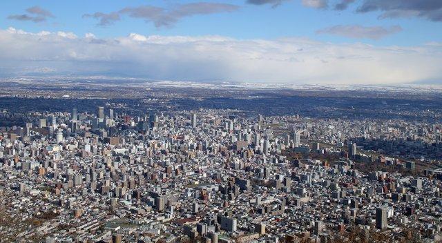 2017年11月17日(金)  藻岩山(標高531m)旭山公園コース_a0345007_13391346.jpg