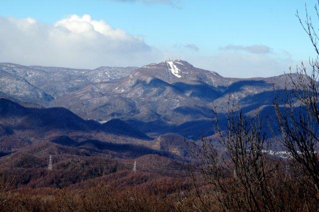 2017年11月17日(金)  藻岩山(標高531m)旭山公園コース_a0345007_13393340.jpg