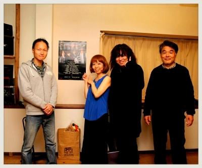 今年ラストライブ symphony night 終了~ありがとう!_b0183113_01535155.jpg