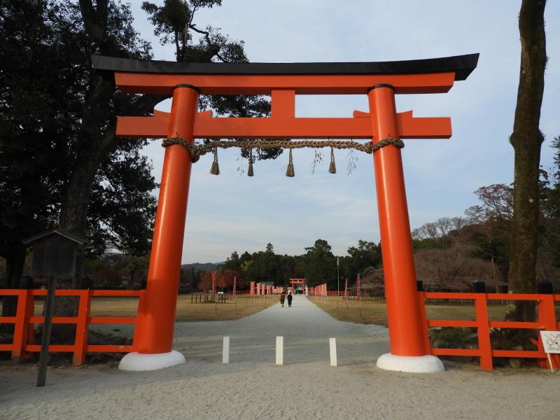 上賀茂神社 紅葉盛り_e0048413_21242313.jpg